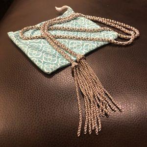 Jewelry - Kendra Scott Jackie Lariat Necklace